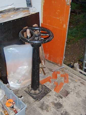Brake column - 22 Nov 2006