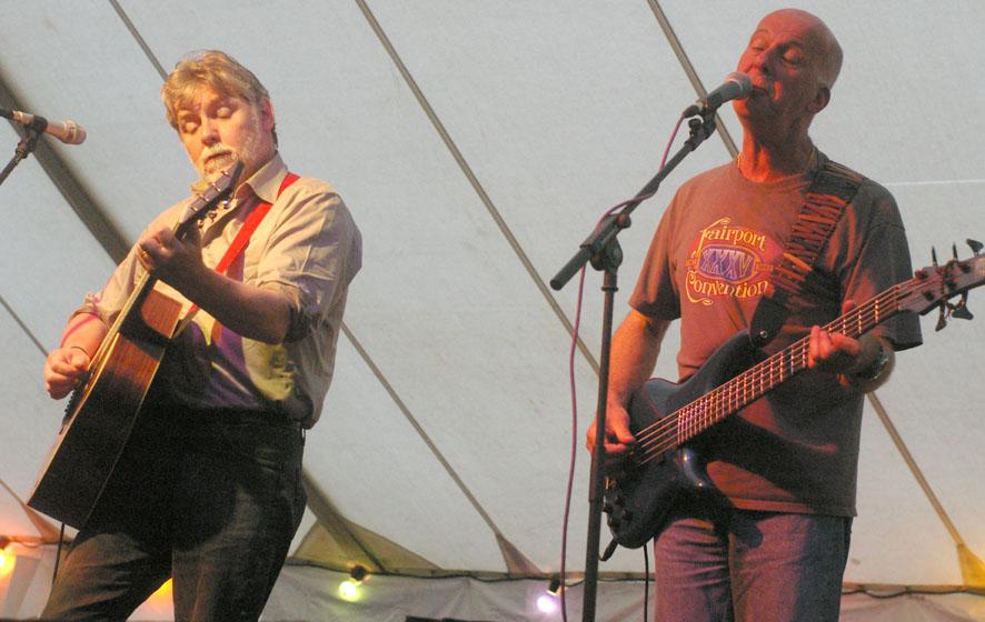 The Yetties - In Concert