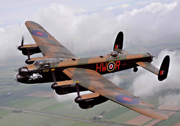 Avro Lancaster PA474 - Battle of Britain Memorial Flight