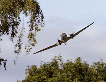 Dakota - Battle of Britain Memorial Flight
