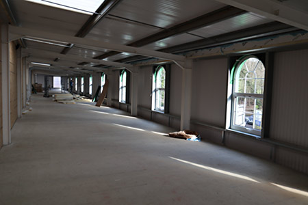 Heritage Skills Centre First Floor - Barry Luck - 7 February 2020