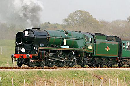 34059 Sir Archibald Sinclair - Andrew Strongitharm - 21 April 2009