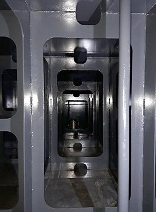 Tank interior - Fred Bailey - 30 January 2020