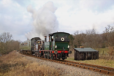 No.753 and Fenchurch - Paul Pettitt - 7 Feb 2009