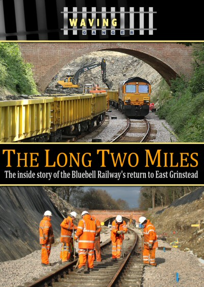 The Long Two Miles - DVD