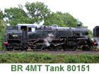 BR 4MT tank No.80151