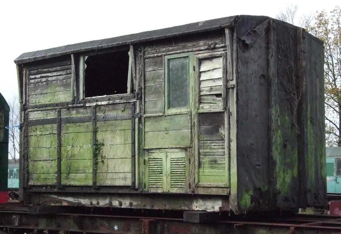 Bluebell Railway Lcdr Horsebox