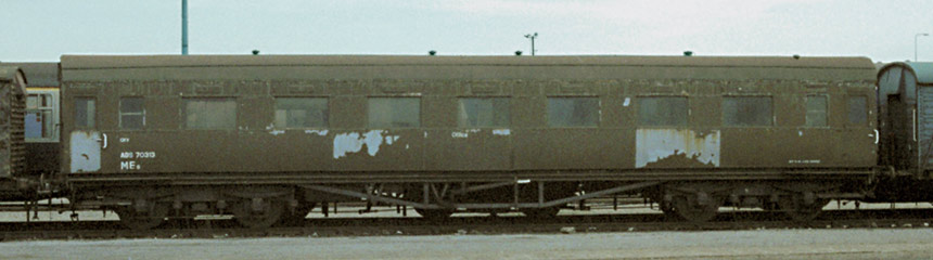 ADS 70313 at Fratton - Steve Mcnally - 1986 or 1987