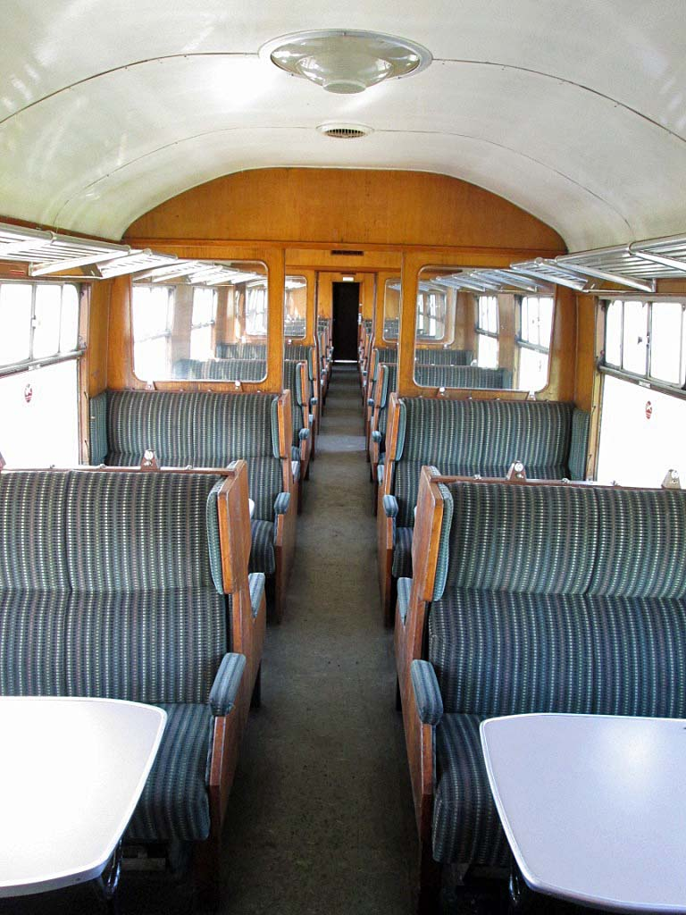 Long Term Loan >> Bluebell Railway Carriages - Mk.1 SO No.4754