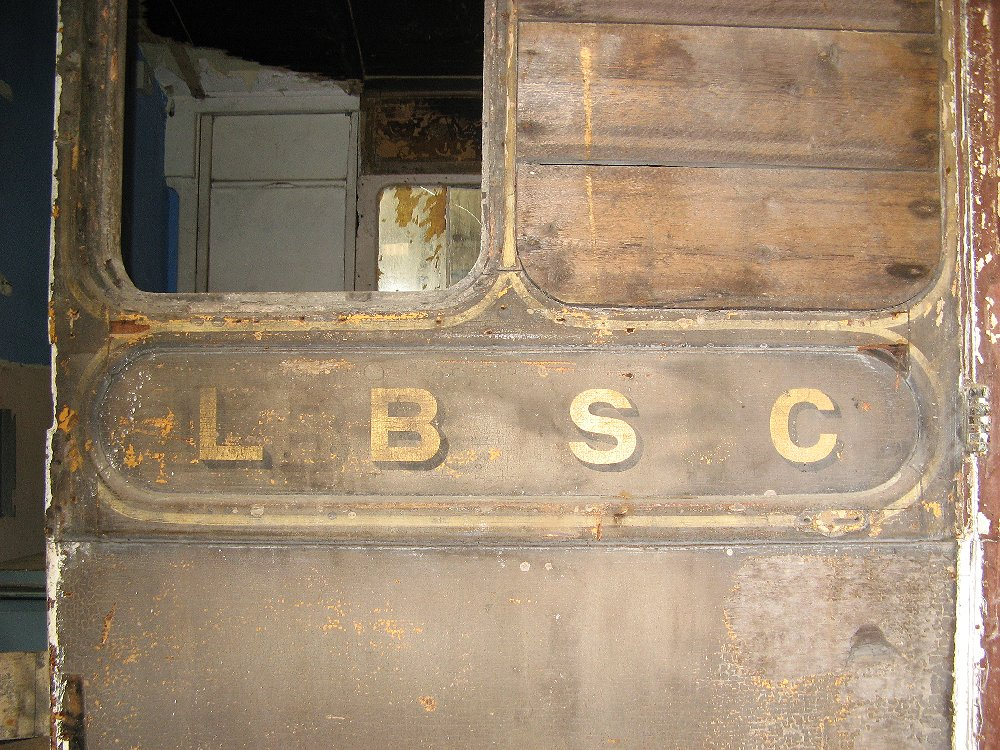 Bluebell Railway Carriages - No 328