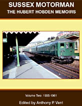 Cover of Sussex Motorman