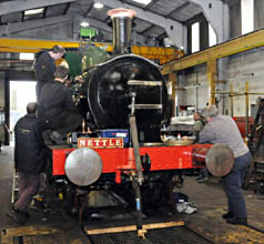 P-class being completed - Derek Hayward - 20 February 2010
