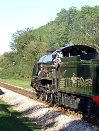 30777 at West Hoathly - Ashley Smith - 10 October 2010