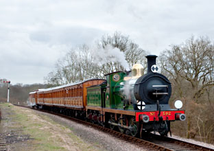 C-class approaching Horsted Keynes - David Haggar - 27 March 2010