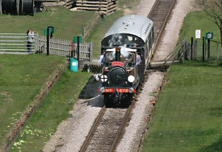 Fenchurch with a Spring Special - Tony Sullivan - 22 April 2010