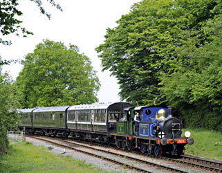 178 and 323 at Leamland Bridge - Derek Hayward - 7 May 2011