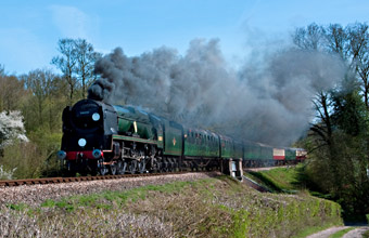 Sir Archibald Sinclair with 7 carriages - David Haggar - 9 April 2011