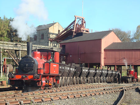 Baxter at Beamish - Paul Jarman - 17 April 2011
