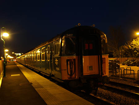 4Vep at East Grinstead - Andrew Crampton - 8 April 2011