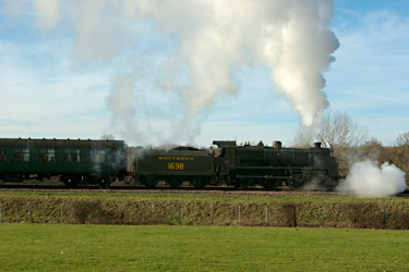 1638 near Horsted Keynes - Brian Easter - 10 Dec 2011