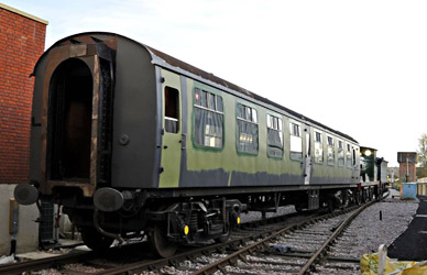 4941 returned to Bluebell metals - Derek Hayward - 10 Dec 2011