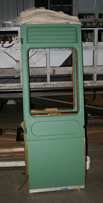 New doors for LBSCR 7598 - Dave Clarke - 17 June 2011