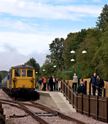 73141 at East Grinstead Open Day - Joseph Wright - 18 September 2011