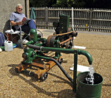 stationary engines - Derek Hayward - 13 Aug 2011