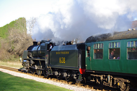 1638 at West Hoathly - Peter Austin - 2 January 2012