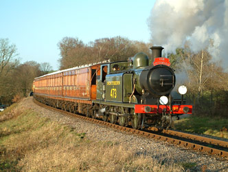 B473 with Victorian Special - David Chappell - 2 January 2012