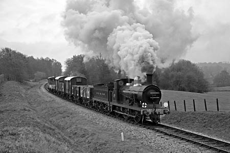 592 with photo charter - Stephen Leek - 14 April 2012