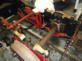 Townsend Hook's valve gear - Jack Slaughter - 6 May 2012