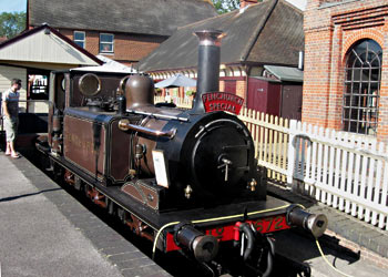 Fenchurch at its 140 birthday celebrations - Clive Emsley - 9 Sept 2012