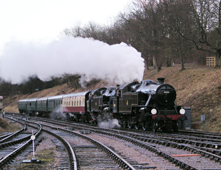 42085 and 80151 - Murray Tremellen - February 2010