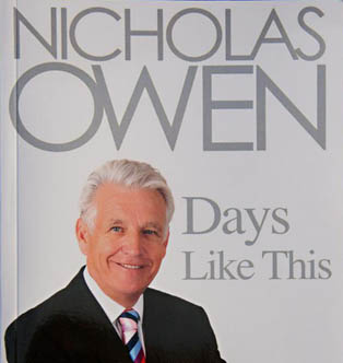 Nicholas Owen will be signing copies of his book at Sheffield Park Shop, Saturday 15 Dec, between 11am to 4pm
