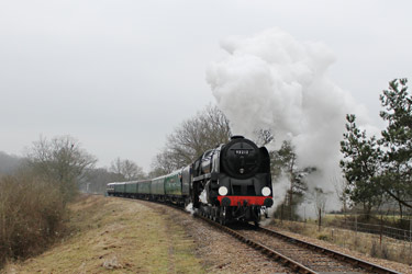 9F at Horsted House Farm - Nathan Gibson - 23 March 2013