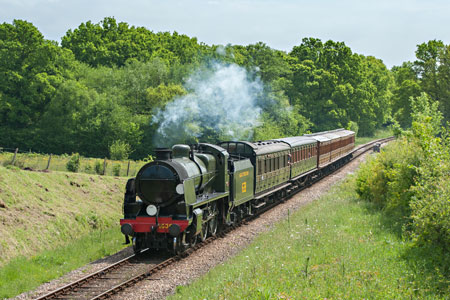 1638 at Holywell - Chris Rigby - 1 June 2013