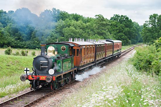 178 on the Edwardian Weekend - Chris Rigby - 23 June 2013
