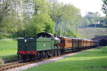 3205 at West Hoathly - Peter Austin - 19 May 2013