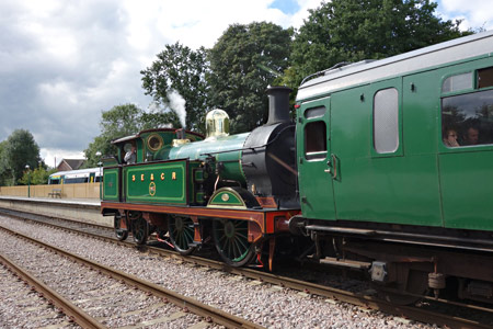 H-class at East Grinstead - Brian Lacey - 18 September 2013