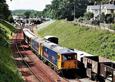 73s with Mets at Horsted Keynes - Julian Clark - 17 June 2019