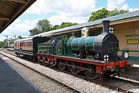 O1 and LSWR Brake on a FPE experience - Brian Lacey - 22 June 2019