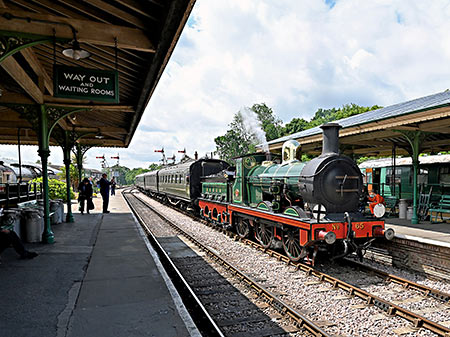 O1 at Horsted Keynes - Brian Lacey - 8 June 2019