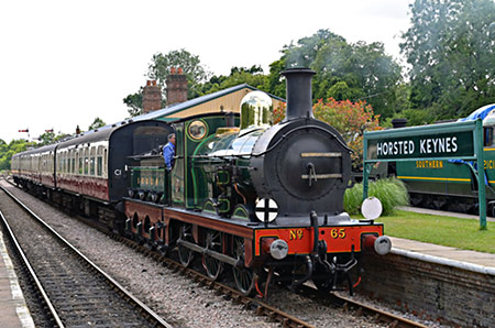 65 at Horsted Keynes - Brian Lacey - 20 July 2019