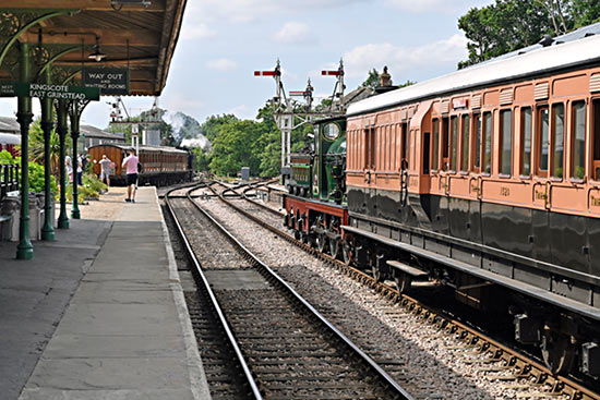 65 at Horsted Keynes - Brian Lacey - 13 July 2019