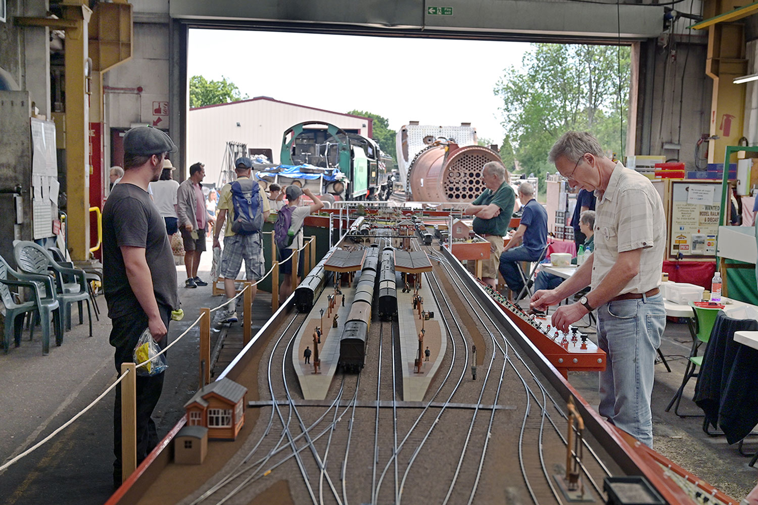 Blog: What's New at the Bluebell Railway?