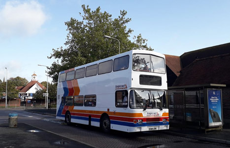 Stagecoach Volvo Olympian - Harry Brampton - 6 October 2019