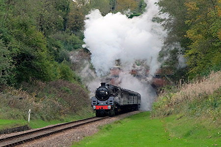 73082 at West Hoathly - Brian Lacey - 26 October 2019