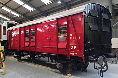 Camelot Locomotive Society's CCT - Richard Salmon - 6 October 2019