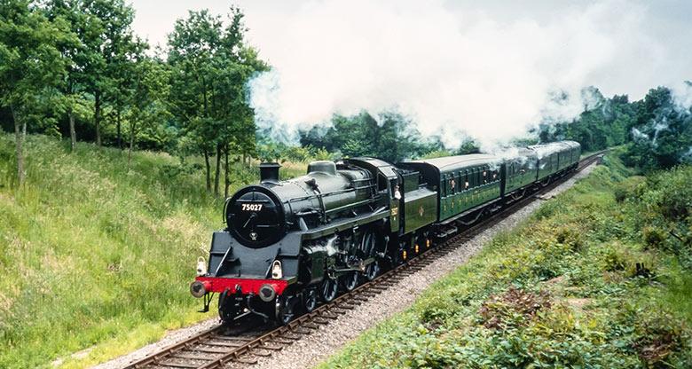 75027 near Holywell - Nigel Sealey - 11 June 1988